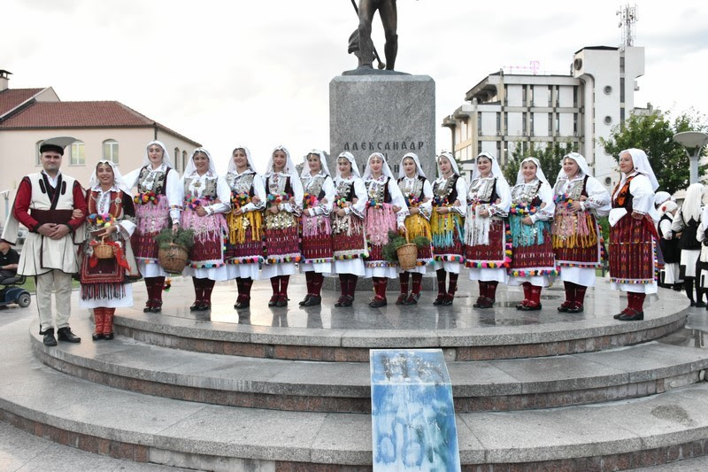 Со звуците на оригиналната гајда на Пеце Атанасовски, отворен 47. Фестивал во Прилеп