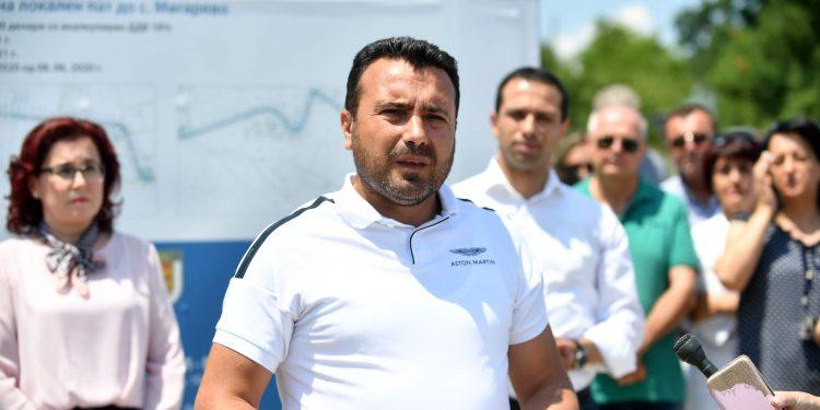 Заев: Низ цела Северна Македонија интензивно се градат делници и автопати