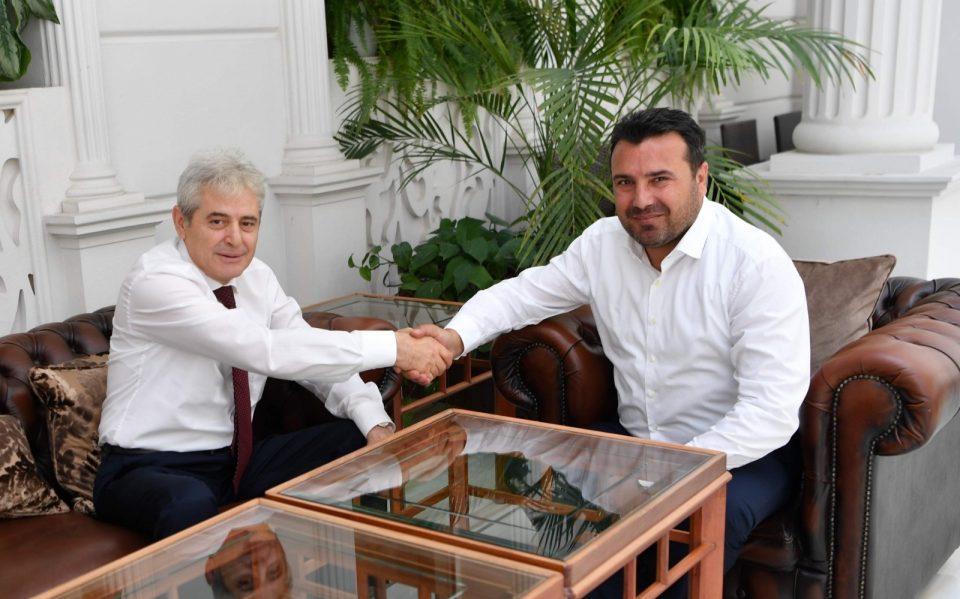 Заев: СДСМ и ДУИ заедно ќе настапат на претстојните локални избори