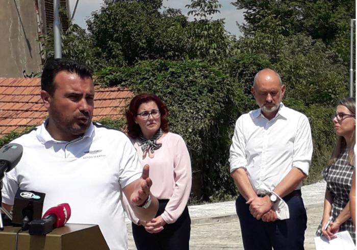 Заев: Со ДУИ, БЕСА и ДПА заедно ќе настапиме на локалните избори