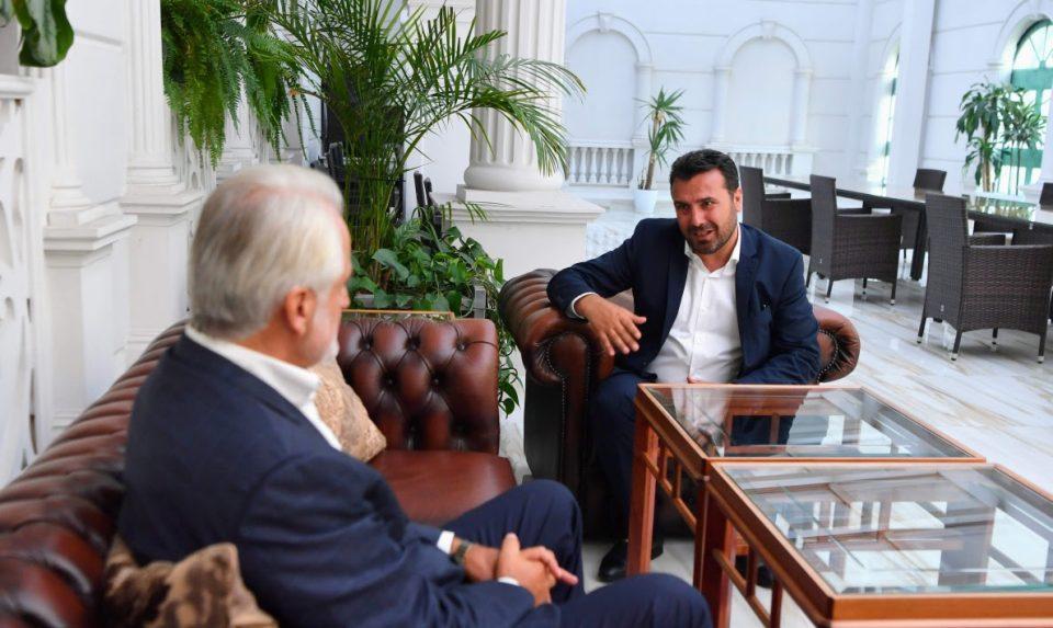 Заев и Тачи договорија соработка за локалните избори