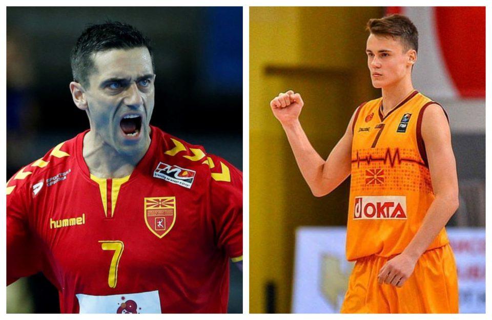 Лазаров игра за Македонија и на 41 година, а кошаркарот Димитријевиќ на 23 ескивира