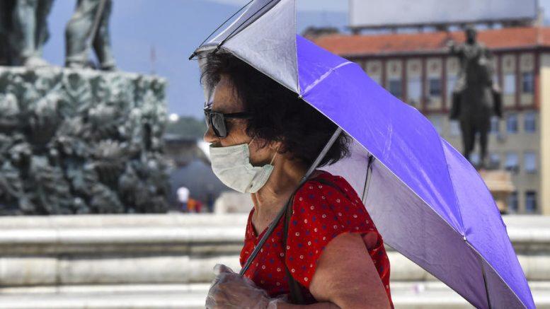 Утре сончево и многу топло време со температури над 40 степени
