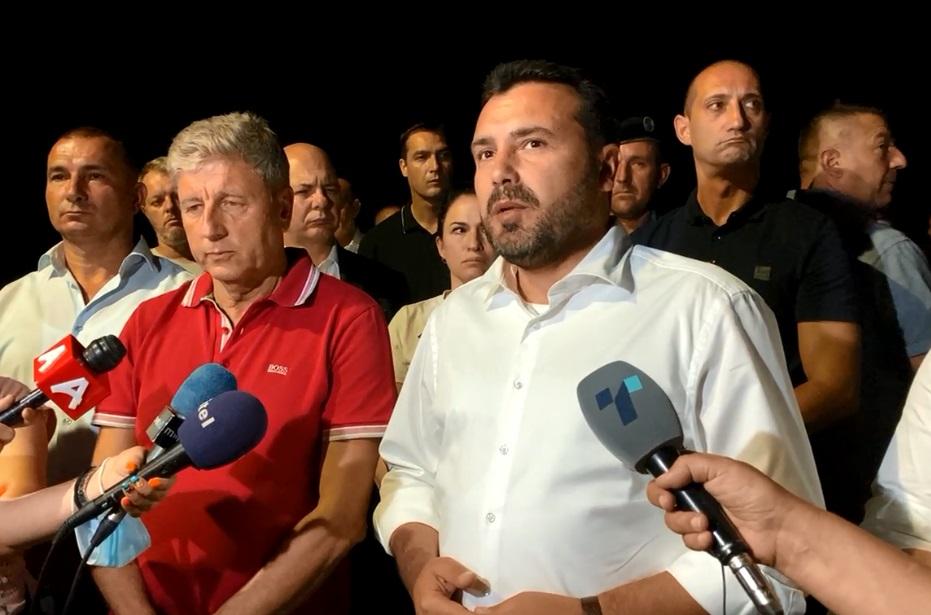 Заев во Кочани: Важно е да знаат сите дека солидарноста во државава функционира