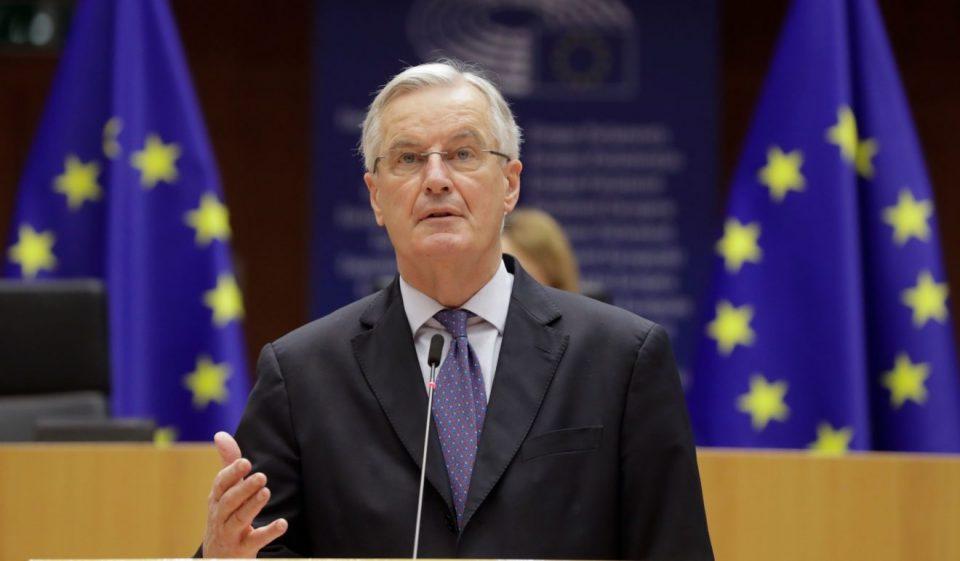 Барние: Без измени во имиграциската политика на ЕУ