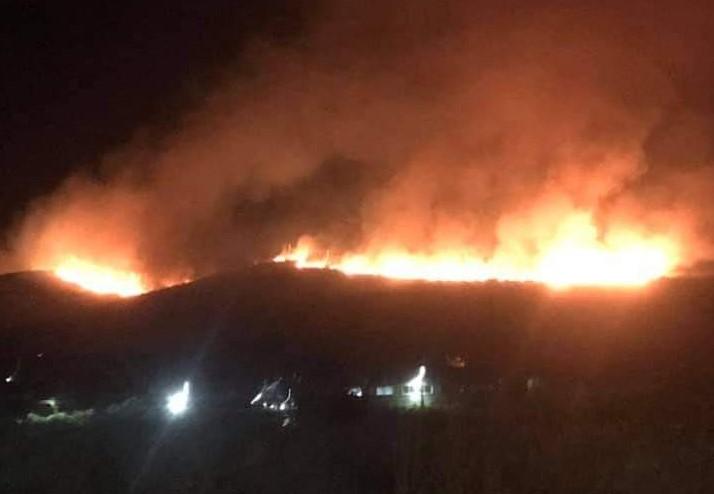 МВР се уште не знае: Дали има прва жртва од пожарите во Македонија?