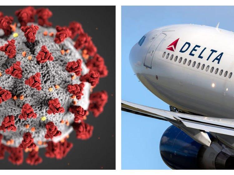 """Американската авиокомпанија ,,Делта ерлајнс"""" парично ќе ги казнува вработените секој месец доколку не се вакцинираат"""