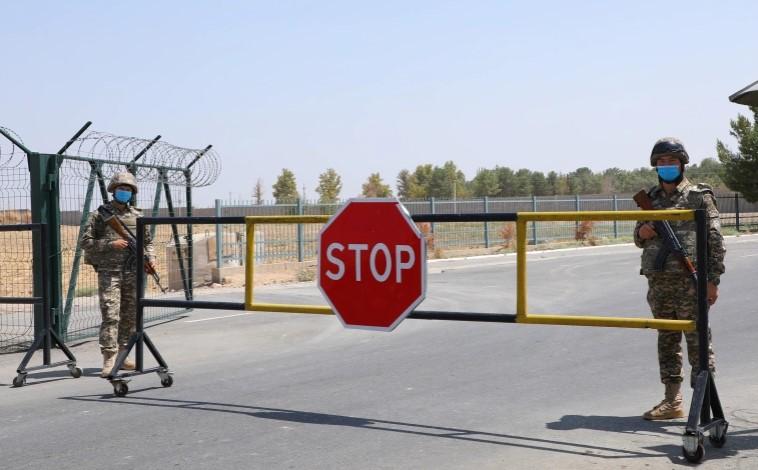 Узбекистан целосно ја затвори границата со Авганистан