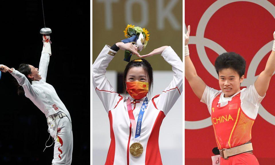 Кина со најмногу освоени златни медали на Олимписките игри