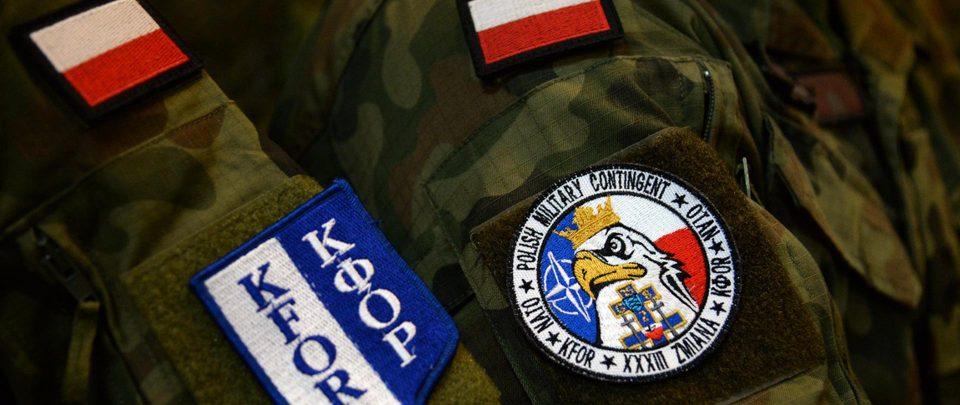 Зголемен бројот на рутински контроли на КФОР во Косово