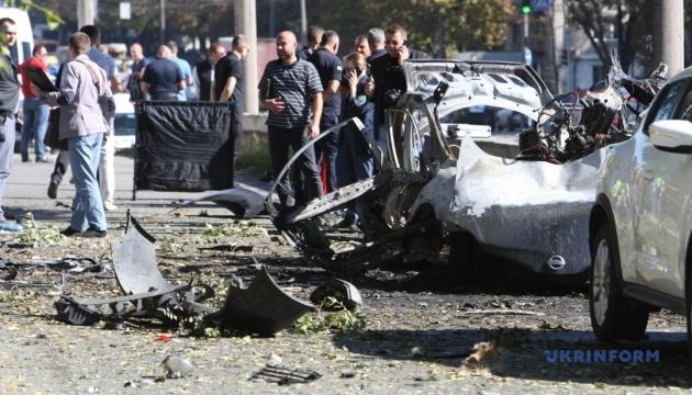 Украина: Во експлозија загинаа двајца претставници на локалната влада во Днипро