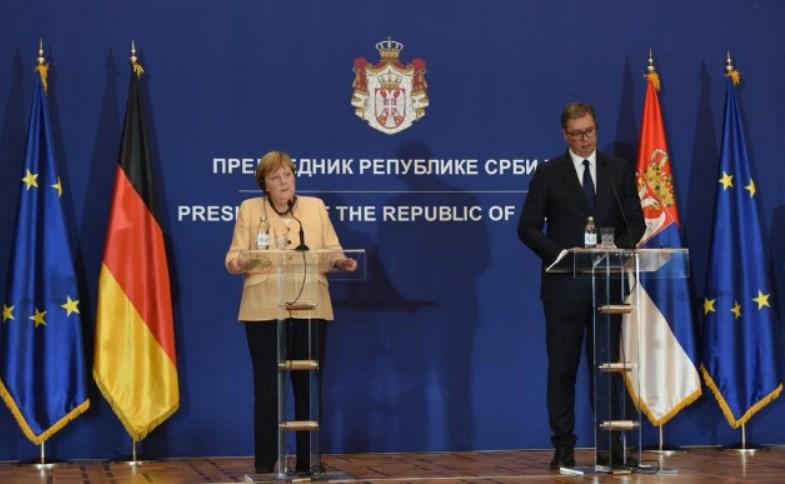 Eве го ефектот од посетата на Меркел: Србија станува економски лидер на Балканот