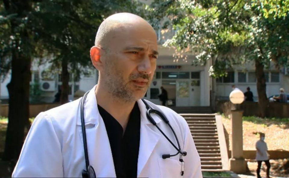 Д-р Мехмедовиќ: Кај заразените од делта-сојот дури за четирипати е зголемена потребата од интензивно лекување