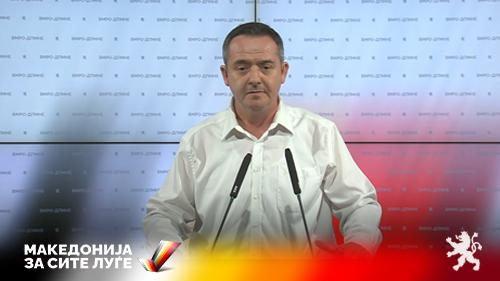 Николов: Оставките се доблест, на потег се Зоран Заев и Венко Филипче за доброто на народот и за доброто на системот