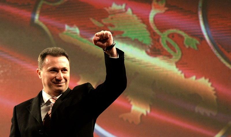 СДСМ: ВМРО-ДПМНЕ е истата партија на Груевски, знае само за лаги и блокади