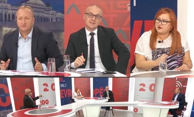 СДСМ откажале учество во телевизиска дебата за пожарот во Тетово