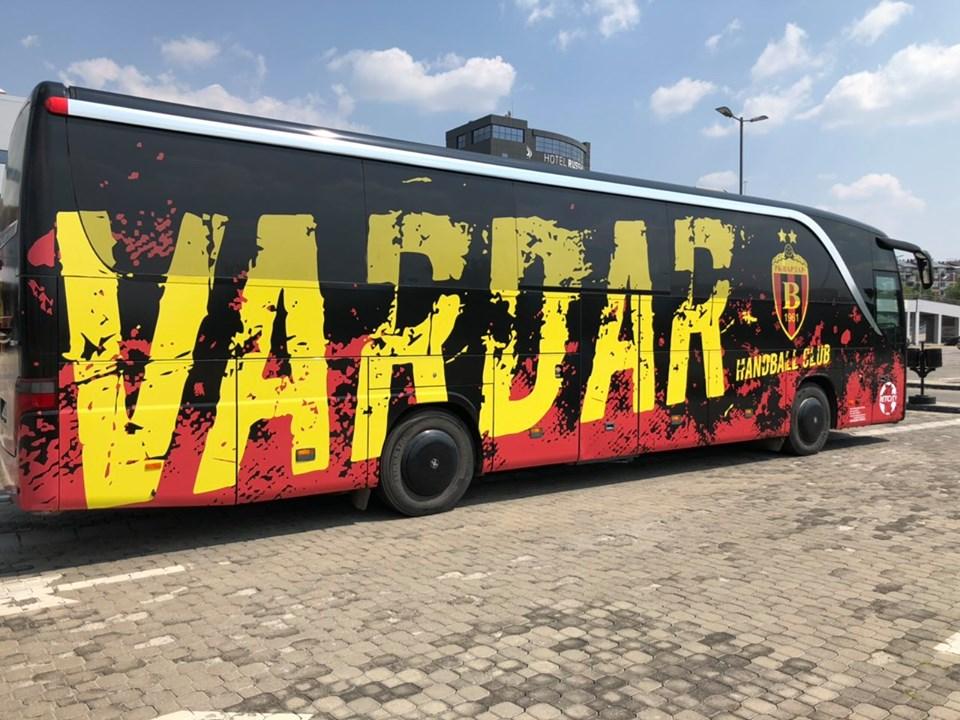 """ЕХФ го """"елиминира"""" Вардар од борбата за висок пласман во Лигата на шампионите"""