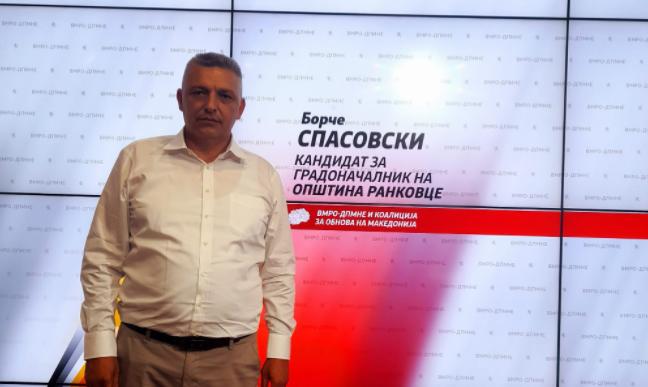 (ФОТО) Избрал да биде кандидат на ВМРО-ДПМНЕ наместо на СДСМ – сега власта го напаѓа со инспекции!