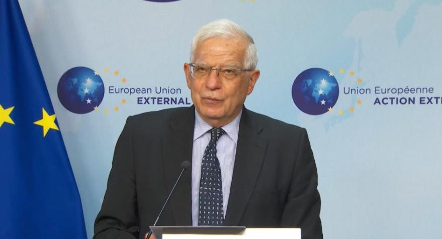 Борел: Ја следиме ситуацијата во северниот дел на Косово, провокациите се неприфатливи