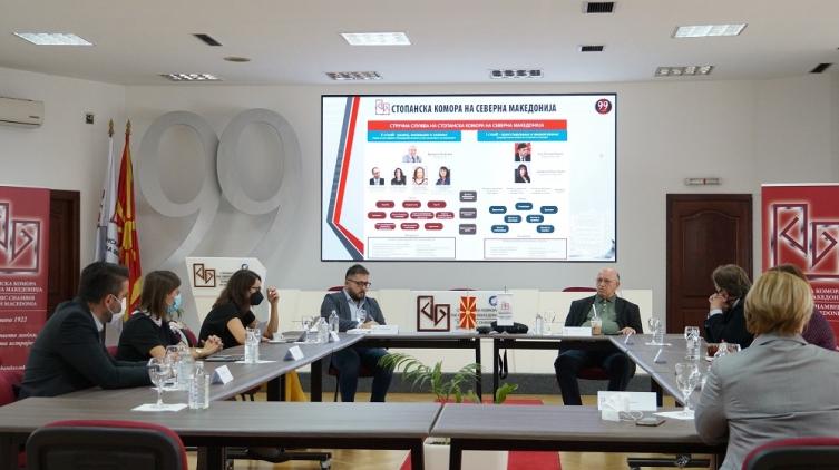 Азески: Дигитализација за поголема продуктивност и извозна конкурентност