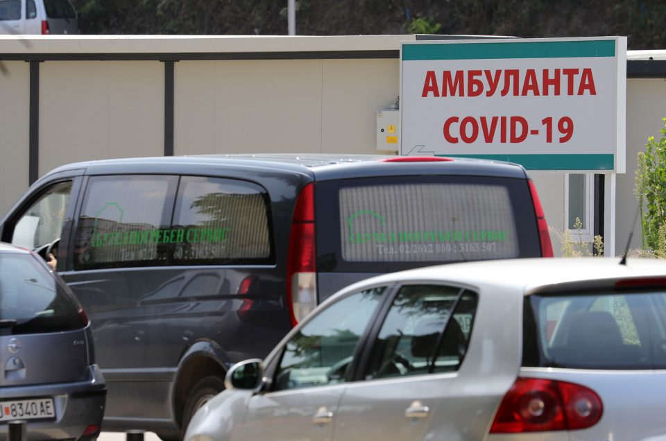 Починати 20 лица, 392 нови случаи на Ковид-19