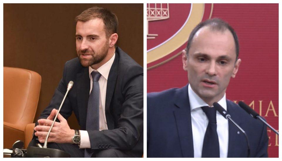 Илија Димовски остро до Филипче: Ако имаше оставка ќе се поднесеше до Собрание