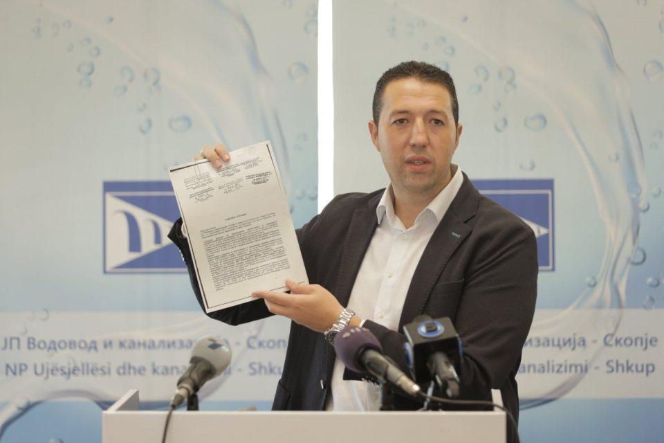 Весковски: ВМРО-ДПМНЕ приложи фалсификувани документи, јас ќе приложам оригинали