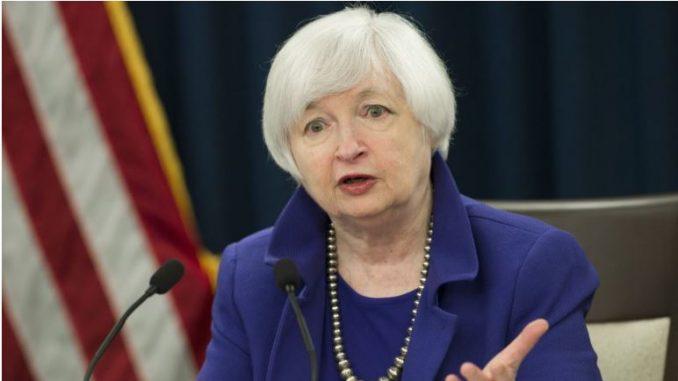 Министерството за финансии на САД може да остане без пари до 18 октомври