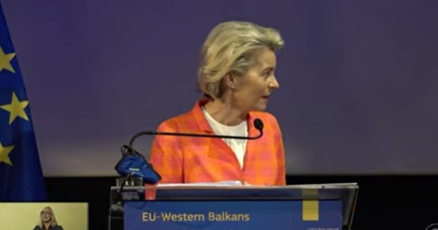 Фон Дер Лајен: Ве сакаме кај нас, сега ЕУ треба да испорача