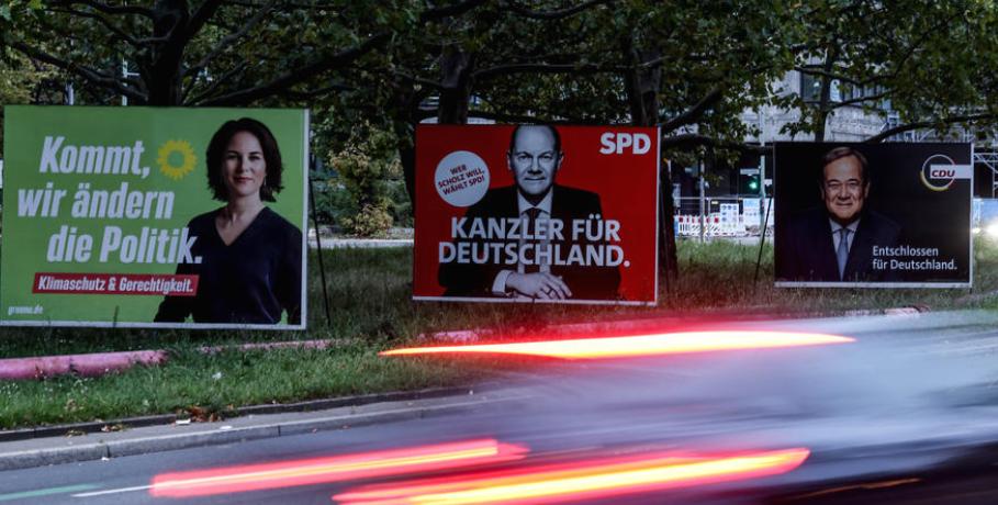 Привршува предизборната кампања во Германија