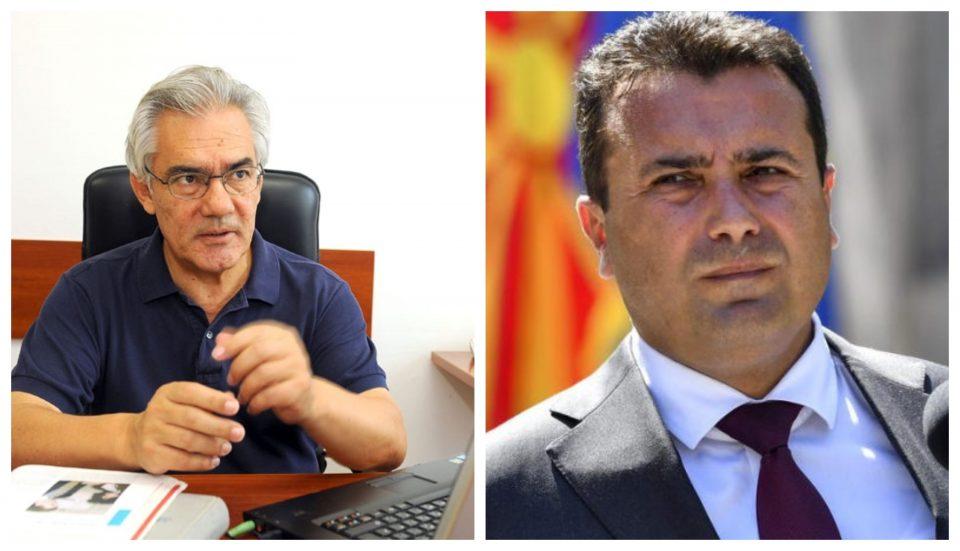 """Спасов му се спротивстави на Заев: Не треба да се брише """"бугарски фашисти"""""""