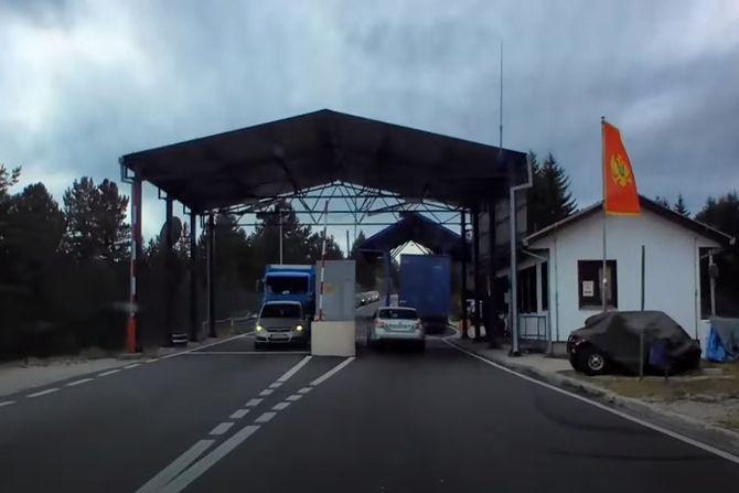 Македонски полициски возила дилаат дрога низ Црна Гора