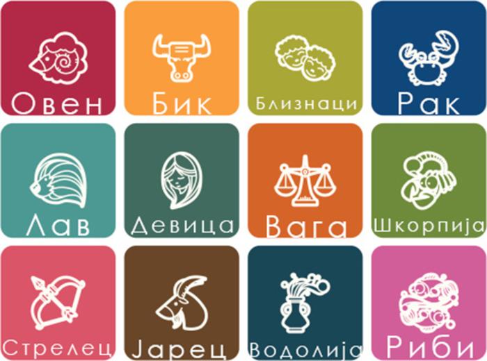 Што ги прави среќни хороскопските знаци