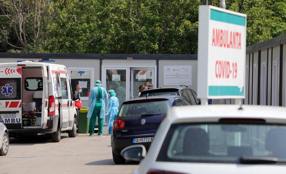 Нови 412 случаи на Ковид-19, починати 20 лица