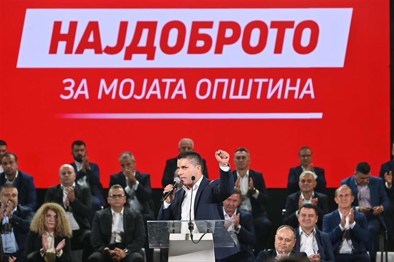 Николовски се пофали со вкупна реализација на 2000 проекти: Да го одбереме Најдоброто за секоја општина