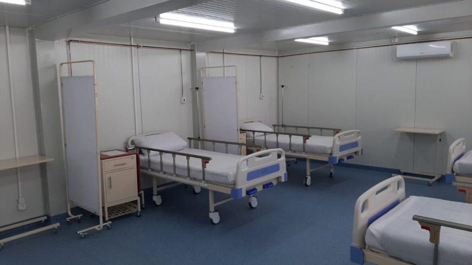 Заразен 84-годишен пациент избегал од модуларната болница во Штип