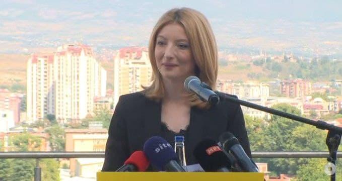 Арсовска: На Скопје му е потребно менаџер кој ќе понуди решенија за проблемите на скопјани, а не уште еден политичар