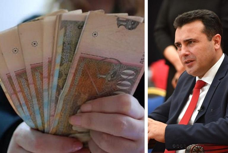 Статистичките податоци контра тврдењата на Заев: Има пад на просечната плата