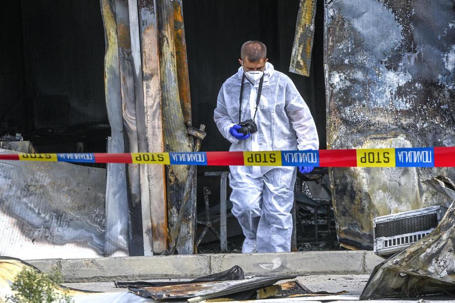 Нема да биде објавен идентитетот на жртвите во пожарот во ковид-центарот во Тетово