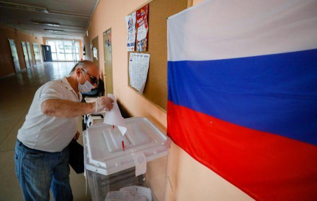 ЕУ не верува дека изборите во Русија се регуларни
