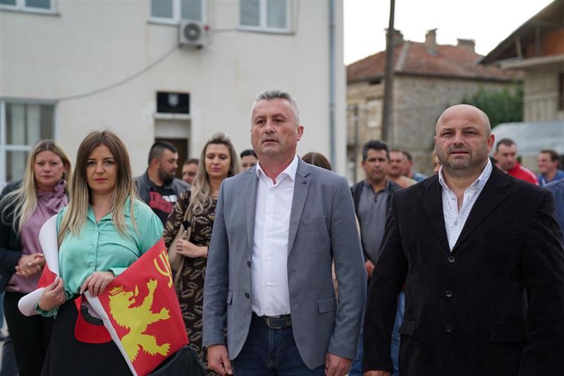 (ВИДЕО) Сајкоски од Дебарца: Гарантираме реконструкција на 2.000 улици, 100 градинки, 150 училишта