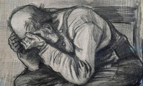 Отриен нов цртеж на Винсент ван Гог