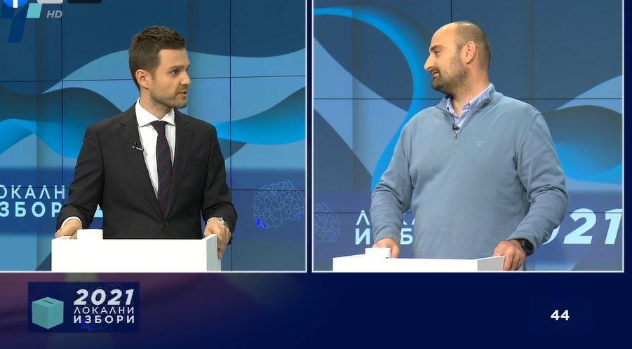 (ВО ЖИВО) Тука може да ја гледате дебатата на кандидатите за градоначалник на Аеродром