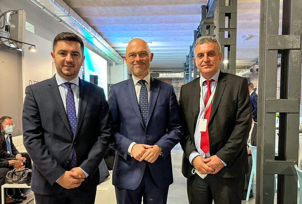 Бектеши на министерски состанок на Партнерството за трансатланска енергија и климатска промена во Варшава