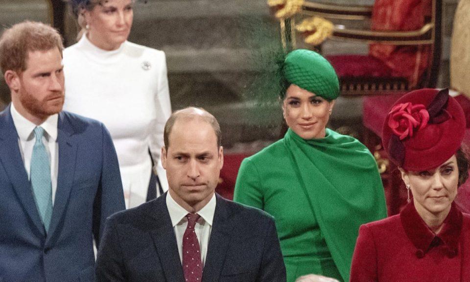 Принцот Хари исфрлен надвор од принцот Вилијам поради Меган Маркл