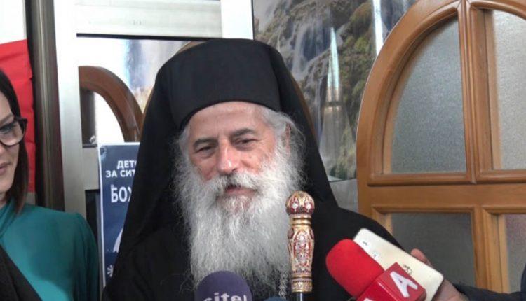 Владиката Петар: Невакцинираните се потенцијални самоубијци и нема да влезат во царството небесно