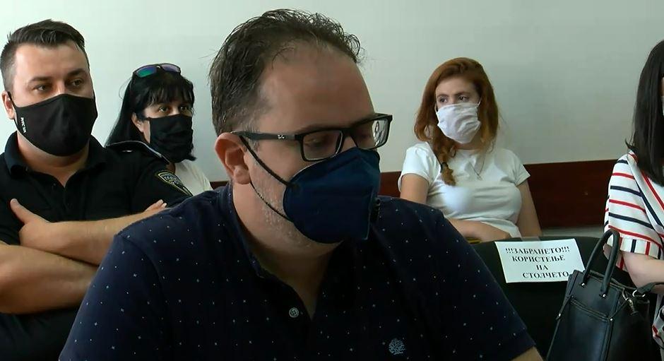 Намалена затворската казна на поранешниот претседател на Кривичен, Владимир Панчевски