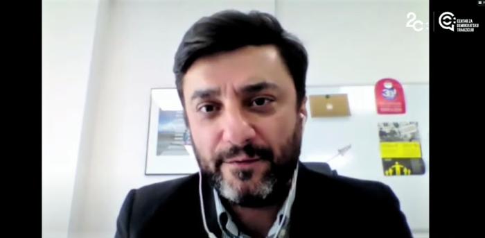 Забрчанец: Го задржавме првото место по транспарентност во регионот