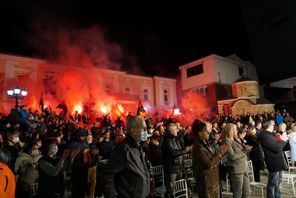 Мицкоски: Одберете нова иднина и промени, заокружете го бројот 7 за ВМРО-ДПМНЕ и коалицијата и за Александар Рангелов